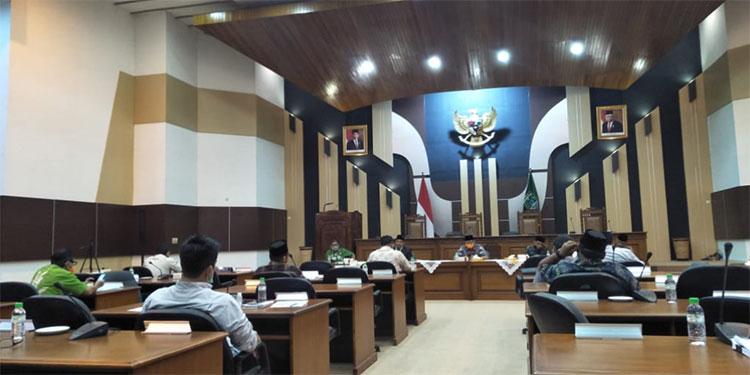Tangani Dampak Covid-19, Dewan Desak Pemkab Lebih Terbuka soal Anggaran