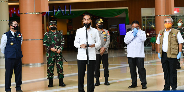 Jokowi: Jawa Timur Butuh Perhatian Khusus