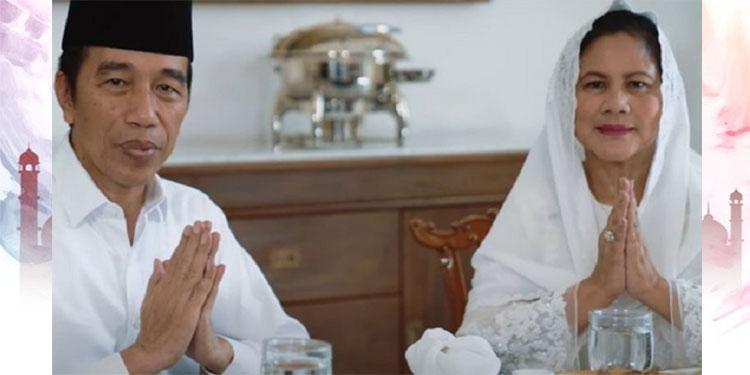 Banjir Ucapan Selamat Ulang Tahun, Jokowi Ucapkan Terima Kasih
