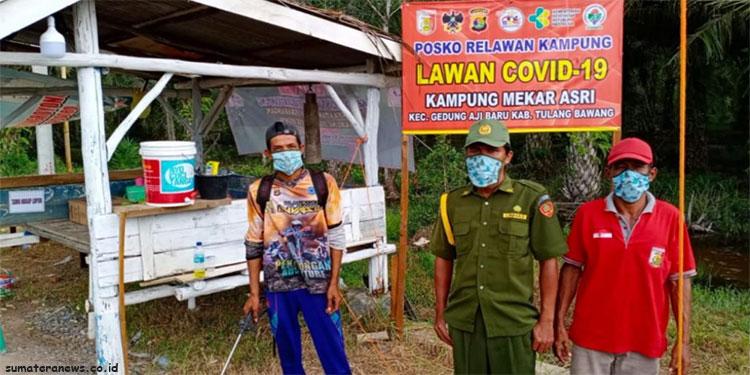 Jokowi: Pengendalian Covid-19 Paling Efektif di RT-RW