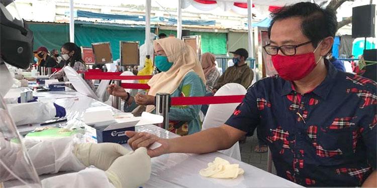 Baktiono: Pemkot Surabaya Sudah Serius Tangani Pandemi Covid-19