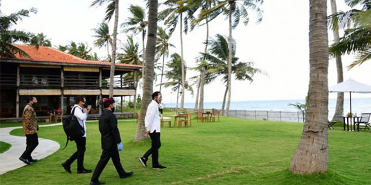 Jokowi Apresiasi Banyuwangi, Ini Cara Azwar Anas Benahi Wisata