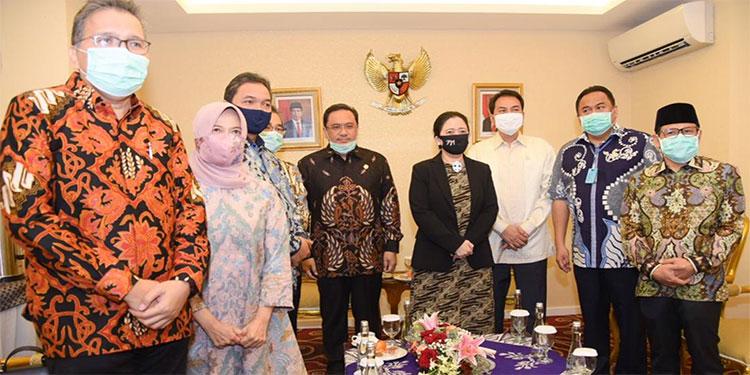 DPR Dorong BPK Mitigasi Pengelolaan Dana Covid-19, Ini Harapannya