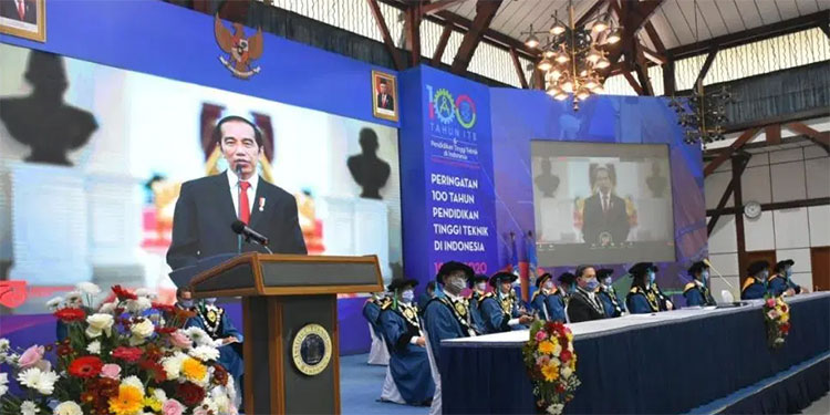 Jokowi Bersyukur, RI Naik Status jadi Negara Berpendapatan Menengah Atas