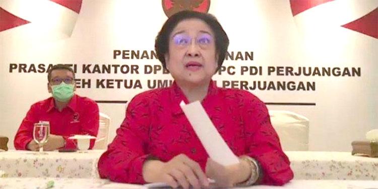 Megawati: 2024 Tahun Regenerasi Total