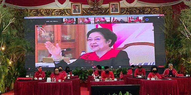 Megawati Perintahkan Pengurus Pusat Konsolidasikan Pilwali Surabaya