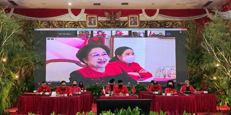 Megawati Perintahkan Kader PDIP Ajak Masyarakat Disiplin Protokol Kesehatan