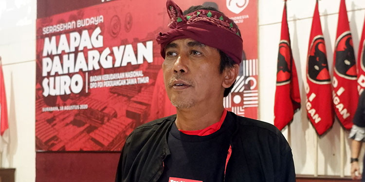 "Sambut Suro, BKN PDIP Jatim Gelar Sarasehan ""Tradisi Ditelan Perubahan"""