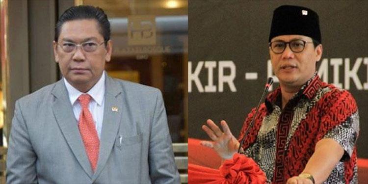 Terima Bintang Jasa Utama, Basarah Sampaikan Terima Kasih ke Jokowi dan Megawati