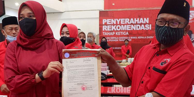 Menangkan Ipuk-Sugirah, Ketua PDIP Banyuwangi Inisiasi #Banteng Balik Kandang