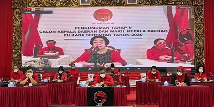 Kader PDIP yang Tak Solid Menangkan Eri-Armuji, Megawati Bakal Sanksi Tegas