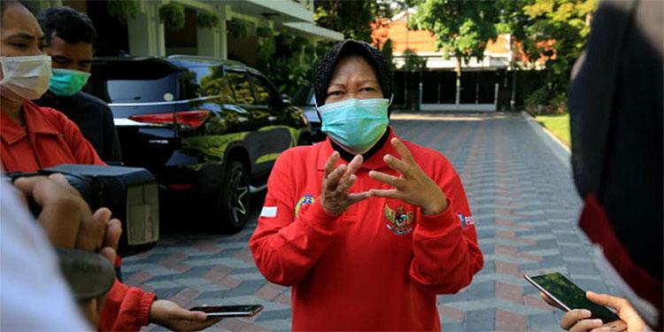 Cegah Covid-19, Pemkot Surabaya Beri Lansia Pulse Oximeter Gratis