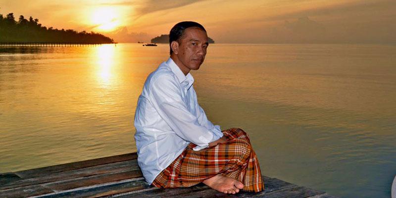 Jokowi 4 Besar Pemimpin di Dunia yang Banyak Pengikut di Facebook