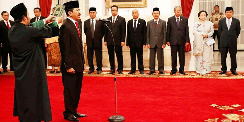 Ini Alasan Megawati Hadiri Pelantikan Kepala Lemsaneg