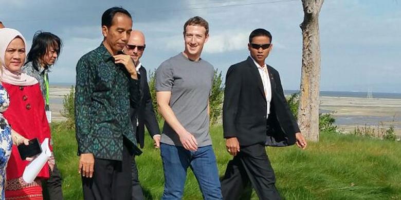"""Netizen"", Jokowi, dan Mark Zuckerberg"
