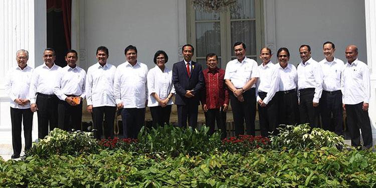 Jokowi Ingin Kabinet Kerja Jilid II Lebih Solid dan Kompak