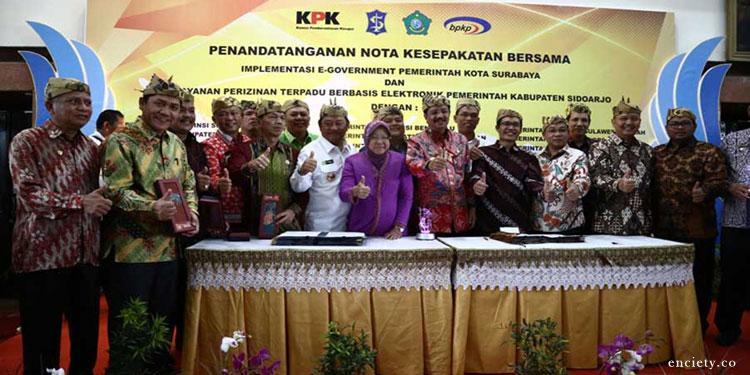 Pemkot Surabaya Buka Pintu bagi Daerah Lain Adopsi e-Gov