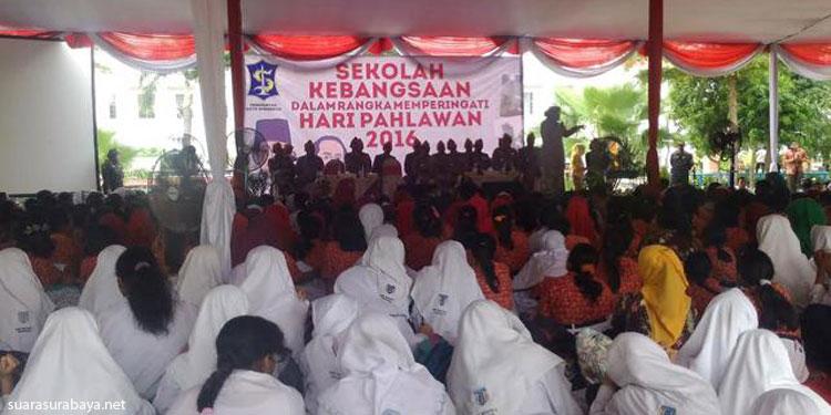 pdip-jatim-risma-sekolah-kebangsaan