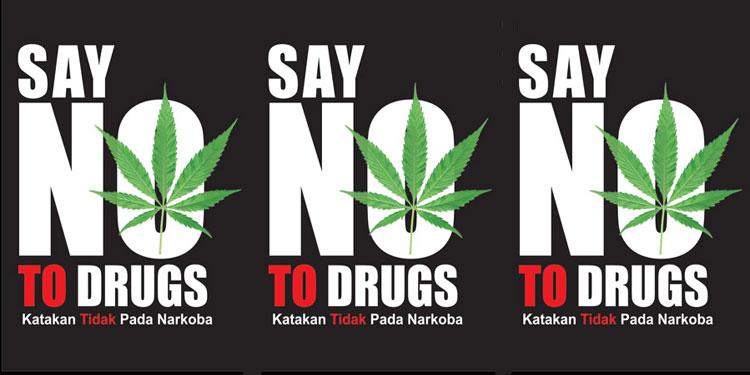 pdip-jatim-say-no-narkoba