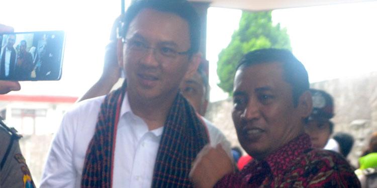 Bupati Syahri Siap Kawal Pilkada DKI untuk Kemenangan Ahok-Djarot