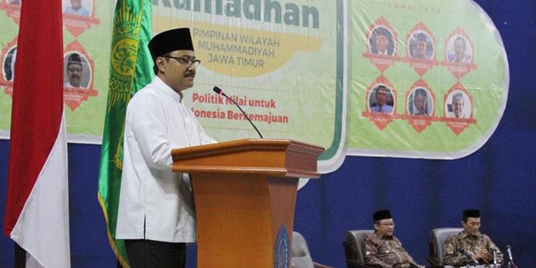 Tingkatkan SDM, Gus Ipul-Mbak Puti Tetap Akan Gandeng Muhammadiyah
