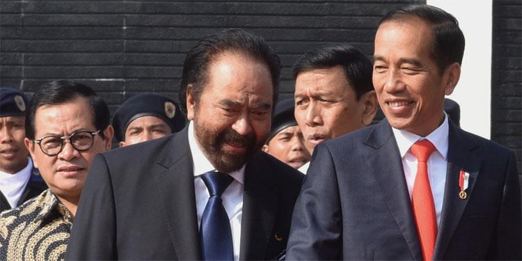 4 Nama Ini Masuk Bursa Kandidat Cawapresnya Jokowi