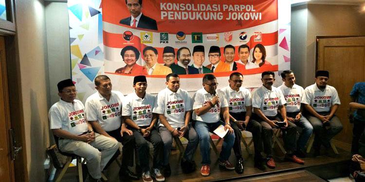 Visi-Misi Jokowi Disiapkan untuk Indonesia 2045