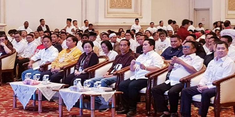 Jokowi Minta Hasil Survei Tidak Membuat Timses Terlena