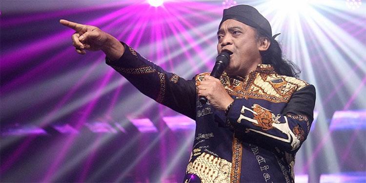"""Konser Digital, Didi Kempot Persembahkan """"Sungkem"""" untuk Megawati"""