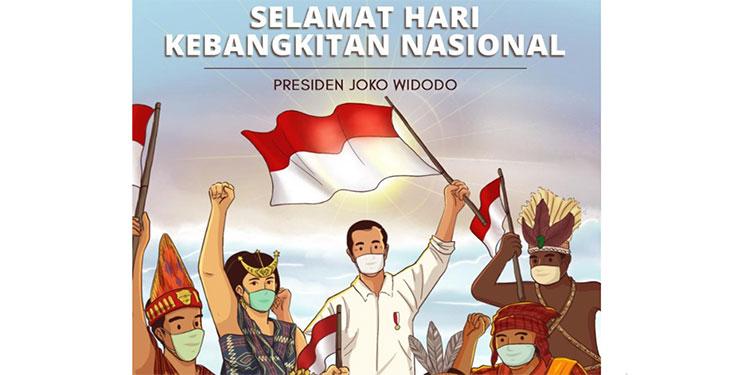 Harkitnas, Jokowi: Momentum Bangkitnya Sains dan Teknologi Kesehatan
