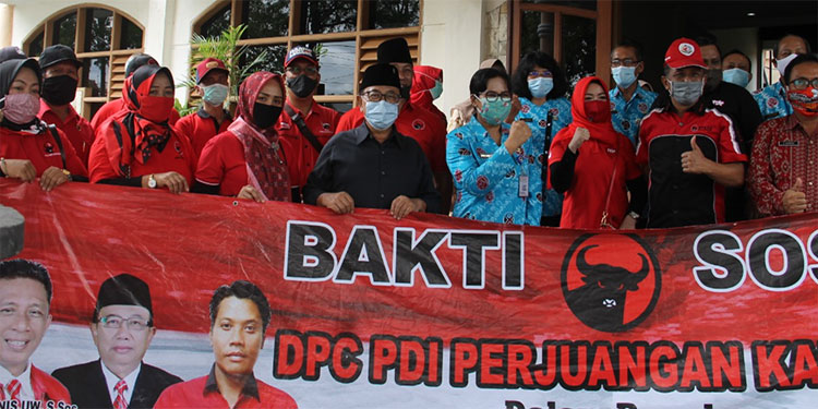 Seperti Ini, Kader PDIP Kabupaten Blitar Peringati Bulan Bung Karno