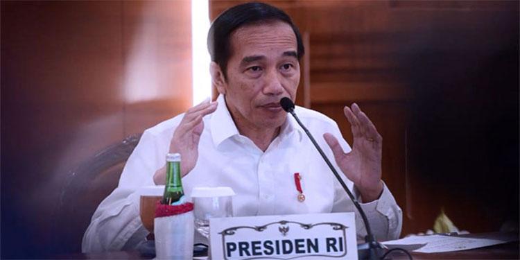 70 % Warga Jatim Tak Bermasker, Jokowi: Kirim Masker Sebanyak-banyaknya!