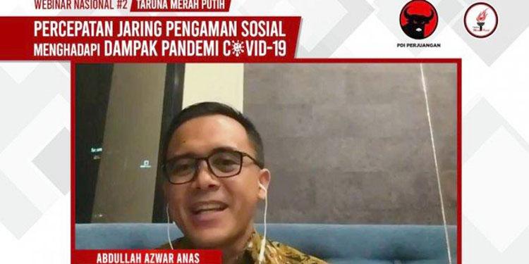 Ketum TMP: Indonesia Akan Maju Bila 10 Persen Bupati Seperti Anas