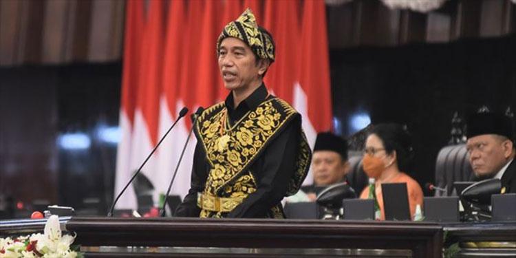 Jokowi: Jangan Ada yang Merasa Paling Agamis atau Paling Pancasilais!
