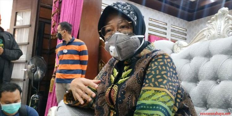 Diminta Masukan Megawati soal Pilwali Surabaya, Risma: Bukan Hanya Saya