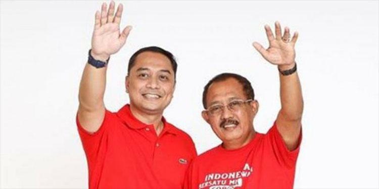 Menangkan Pilkada Surabaya, Ini Besaran Dukungan untuk Eri-Armudji