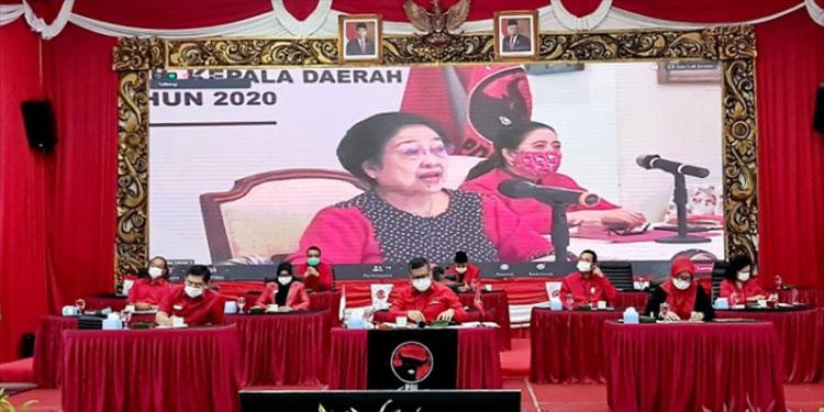 Ada Momen Haru Saat Megawati Wejangi Whisnu Sakti