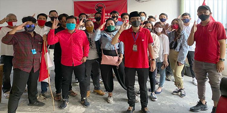Perkuat Mesin PDIP Menangkan Eri-Armuji, TMP Surabaya Rapatkan Barisan
