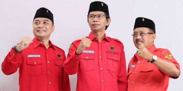 Lebih Unggul Dukungan, Bukti Warga Surabaya Lebih Percaya Eri-Armudji