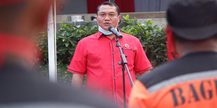 Tutup Diklatsar Baguna PDIP Jatim, Agus Wicaksono: Masih Ada Tahapan Berikutnya