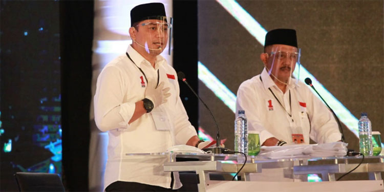 Pengamat Sebut Eri-Armudji Unggul Telak di Debat II Pilkada Surabaya