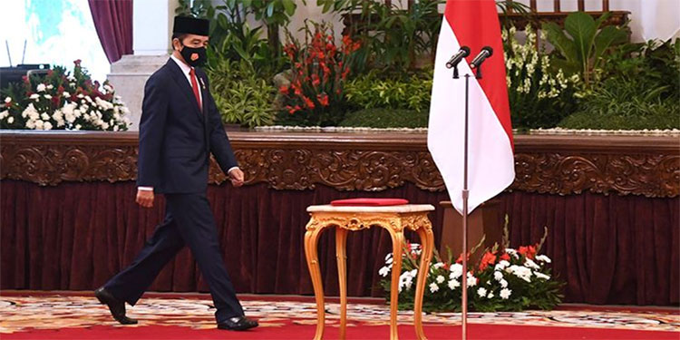 Jokowi Tegaskan Tak Ada Kepentingan Politik dan Ekonomi pada Vaksinasi Covid-19