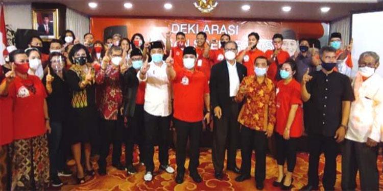 Barisan Soekarnois Siap Gelontorkan Suaranya untuk Eri-Armudji